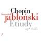 Jablonski,Krzysztof :Etudes op.10 & 25