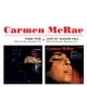 McRae,Carmen :Take Five+Live At Sugar Hill