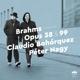 Bohorquez,Claudio/Nagy,Peter :Brahms Cello Sonatas