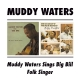 Waters,Muddy :Muddy Waters Sings Big Bill/Folk Singer