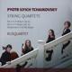 Rusquartet :Streichquartette