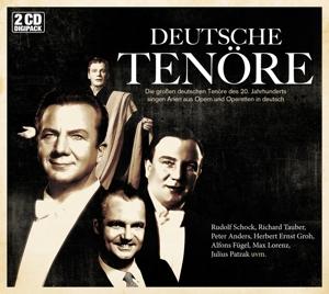 VARIOUS - DEUTSCHE TENÖRE