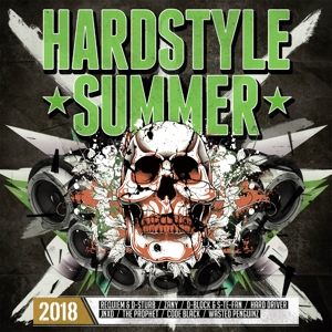 VARIOUS - HARDSTYLE SUMMER 2018