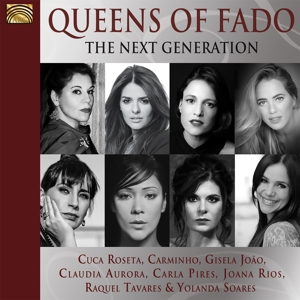 VARIOUS - QUEENS OF FADO - THE NEXT GENERATION