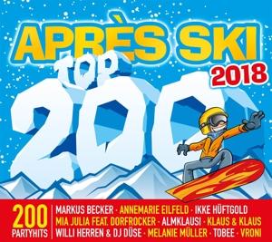 VARIOUS - APRES SKI TOP 200 2018