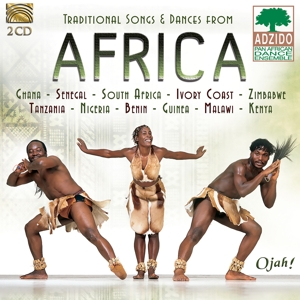 ADZIDO - TRADITIONAL SONGS AND DANCES FROM AFRICA