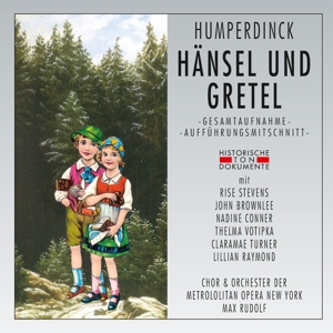 CHOR UND ORCHESTER DER METROPO - HÄNSEL UND GRETEL