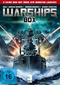 PEEBLES/WEATHERS/HAMILTON/DONO - WARSHIPS BOX (3 FILME)