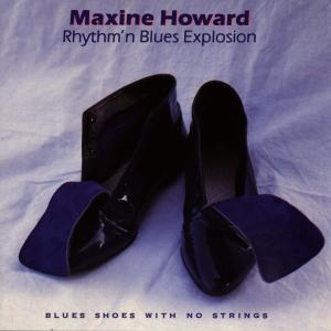 HOWARD,MAXINE - BLUES SHOES WITH STRINGS