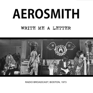AEROSMITH - WRITE ME A LETTER - LIVE 1973