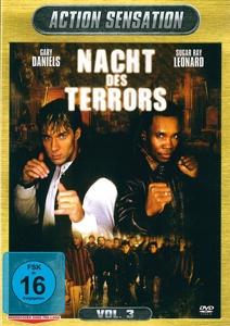 DANIELS/LEONARD/ROWLAND/NAPIER - NACHT DES TERRORS