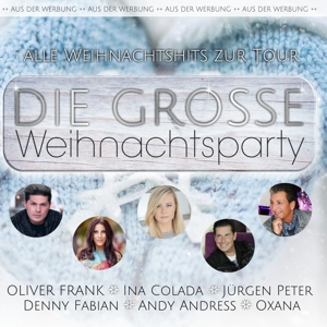 VARIOUS - DIE GROSSE WEIHNACHTSPARTY