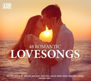 VARIOUS - 48 ROMANTIC LOVESONGS