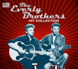 EVERLY BROTHERS,THE - THE EVERLY BROTHERS HIT COLLECTION