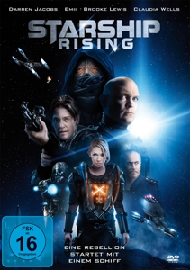JACOBS/LEWIS/WELLS/DE LA PENA/ - STARSHIP RISING (DVD)