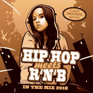 VARIOUS - HIP HOP MEETS RNB - IN THE MIX CD