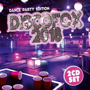 VARIOUS - DISCOFOX 2018