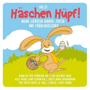 VARIOUS - HÄSCHEN HÜPF VOL.1-MEINE LIEBSTEN KINDER, OSTER- U
