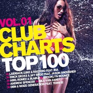 VARIOUS - CLUB CHARTS TOP 100 VOL.1