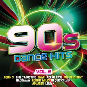 VARIOUS - 90S DANCE HITS VOL.2