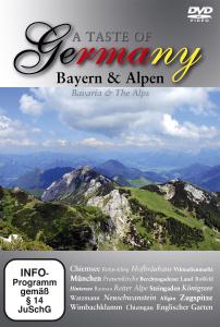 VARIOUS - A TASTE OF BAYERN & ALPEN