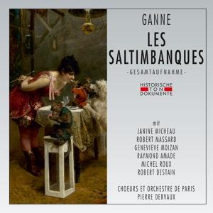 CHOEURS ET ORCHESTRE DE PARIS - LES SALTIMBANQUES