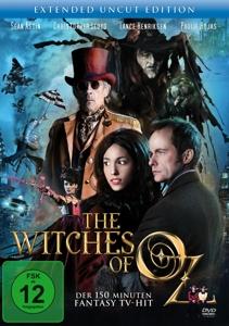 ROJAS/ASTIN/BOYD/HENRIKSEN/SAR - DIE HEXEN VON OZ / THE WITCHES OF OZ (DVD)