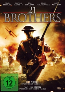 SPENCER/GARRETT/SINCLAIR/MAC D - 21 BROTHERS (DVD)
