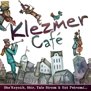 VARIOUS - KLEZMER CAFE