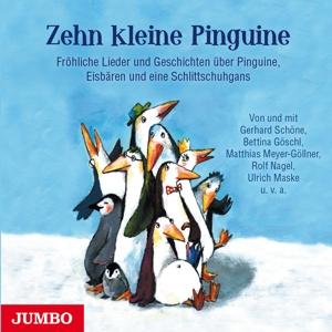 VARIOUS - ZEHN KLEINE PINGUINE. FRÖHLICHE LIEDER U. GESCHICH