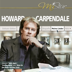 CARPENDALE,HOWARD - MY STAR