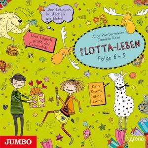 KULTSCHER,KATINKA - MEIN LOTTA-LEBEN BOX (FOLGE 6, 7 UND 8)