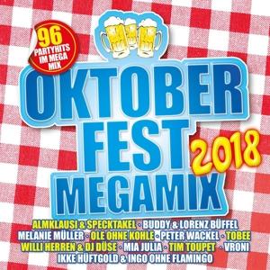 VARIOUS - OKTOBERFEST MEGAMIX 2018