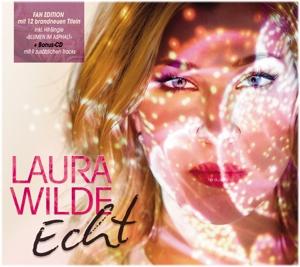 WILDE,LAURA - ECHT (FAN EDITION)