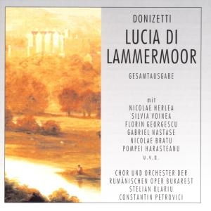VARIOUS - LUCIA DI LAMMERMOOR