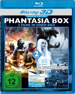 PICARDO/YOUNG/HEARD/ALLFORD/SC - PHANTASIA BOX REAL 3D (2 FILME)