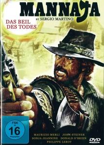 MERLI/STEINER/JEANNINE - MANNAJA - DAS BEIL DES TODES (DVD)