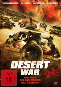 FARNSWORTH/PARKER/FREEMAN/WATS - DESERT WAR-DER KRIEG UM DAS WASSER HAT BEGONNEN