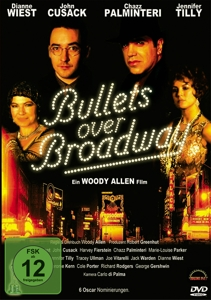 CUSACK/PALMINTERI/WIEST/VARIOU - BULLETS OVER BROADWAY