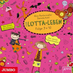 KULTSCHER,KATINKA - MEIN LOTTA-LEBEN BOX (FOLGE 9+10)