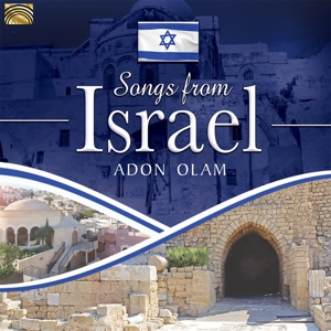OLAM,ADON - SONGS FROM ISRAEL