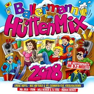VARIOUS - BALLERMANN HÜTTEN MIX 2018