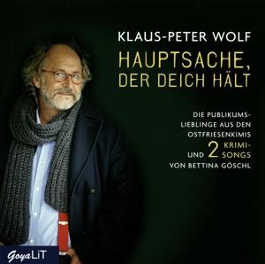 WOLF,KLAUS-PETER - HAUPTSACHE, DER DEICH HÄLT