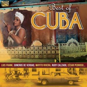 FRANK,LUIS/SONEROS DE VARDAD/R - BEST OF CUBA