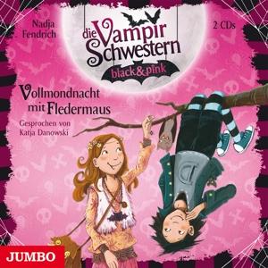 DANOWSKI,KATJA - DIE VAMPIRSCHWESTERN BLACK & PINK (2.) VOLLMONDNAC