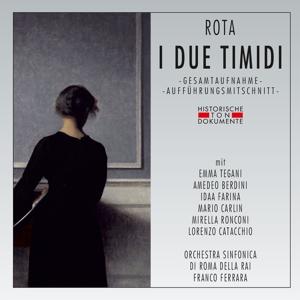 ORCHESTRA SINFONICA DI ROMA DE - I DUE TIMIDI