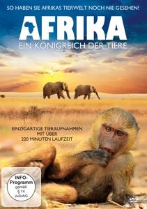 VARIOUS - AFRIKA - EIN KÖNIGREICH DER TIERE