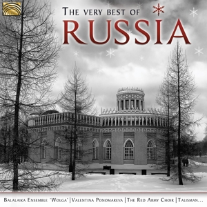 VARIOUS - THE VERY BEST OF RUSSIA