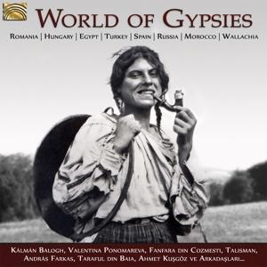 BALOGH,KALMAN/PONOMAREVA,VALEN - WORLD OF GYPSIES