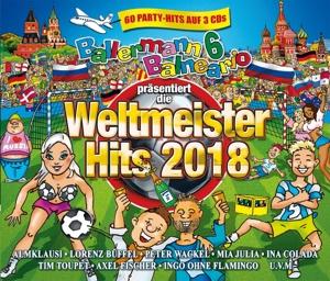 VARIOUS - BALLERMANN 6 BALNEARIO PRÄS.DIE WELTMEISTER HITS